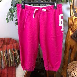 Nike Fitted Capri Sweatpants